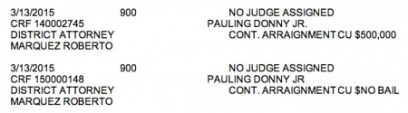 Pauling cases contd to 2015-03-13