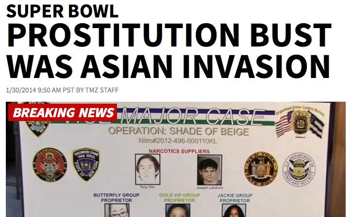 Tabloids Sued Over Splashy Super Bowl Prostitution Articles