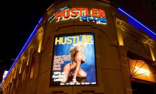 Love larry flynts hustler club nyc love that