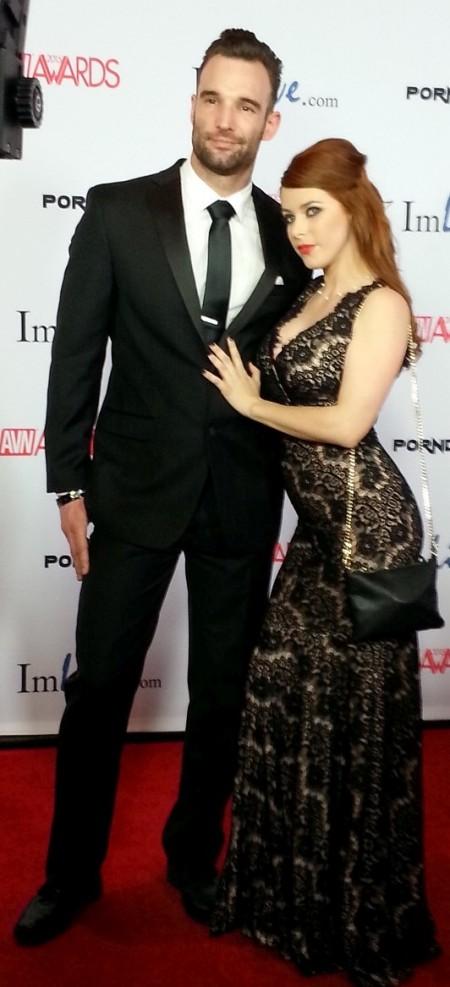 AVN Awards 2015 Red Carpet PHOTOS: Alex Legend and Penny Pax