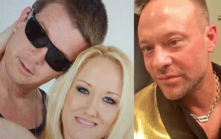 Left to right, Chris Evans, Alana Evans, and Kurt Lockwood. Source: Twitter - Eyewitness Demolishes Alana & Chris Evans' Account of Their Confrontation with Kurt Lockwood