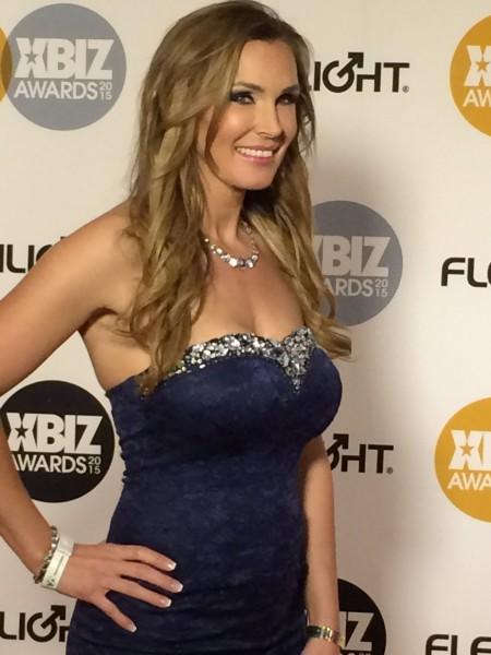 XBiz Awards 2015 PHOTOS: Tanya Tate