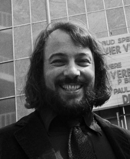 Lasse Braun in Amsterdam, 1976