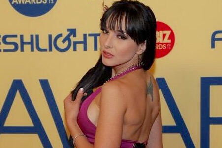 Adult Star Cytherea Attacked in Home Invasion