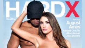 'Brunettes Go Black' The Newest Interracial Porn From HARD X w/Jada Stevens, August Ames, Jillian Janson