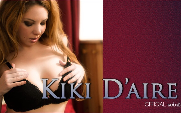 Kiki Daire Announces Launch of Her Official Site XXXKiki.com