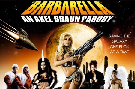 Sales of 'Barbarella XXX: An Axel Braun Parody' Soar as Critics Rave