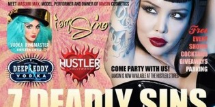Hustler Hollywood to Throw 7 Deadly Sins Event