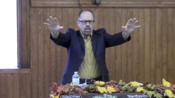 Pastor: Gay People Are Possessed By 'Fart Demons' That Can Drive Pigs To Suicide