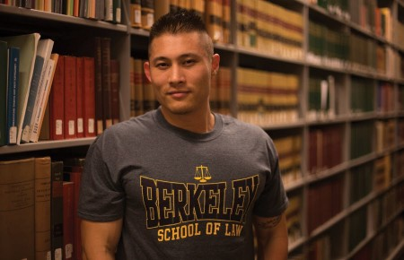 UC Berkeley law student Jeremy Long entered porn to represent Asian males. Long says that he won't stop working in the business until there are more like him.
