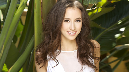 Belle Knox Participates in Bovada March Madness Contest