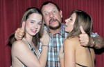 PHOTOS: Strippers Congratulate the Bushwhackers on their WWE Hall of Fame Induction