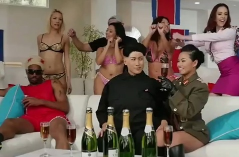 This Ain't The Interview XXX – Parody w/ AJ Applegate, Chanel Preston, Jovan Jordan SFW Trailer