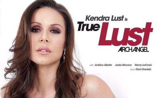 MILF Superstar KENDRA LUST Shines In ArchAngel Star Showcase 'True Lust'