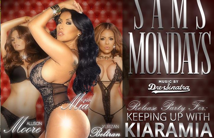 Kiara Mia to Celebrate the Release of 'Keeping Up with Kiara Mia' in LA on Monday, March 16th