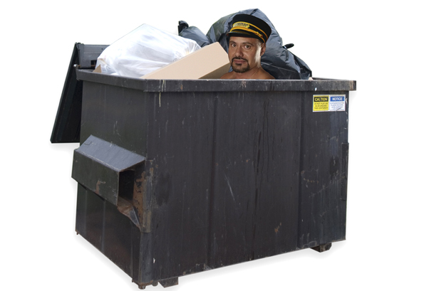 dumpster Conductor