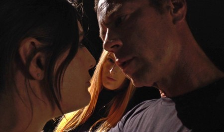Porn Legend Rocco Siffredi Says He Will Quit Performing - Samantha Bentley, Mira and Rocco Siffredi in John Stagliano's 'Voracious'