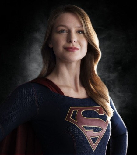 Melissa Benoist portrays Superman's cousin, Kara Zor-El, in the upcoming Supergirl CBS TV series