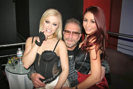 Ash Hollywood, Ronnie the Limo Driver, Monique Alexander