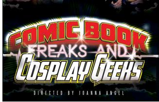 Comic Book Freaks And Cosplay Geeks