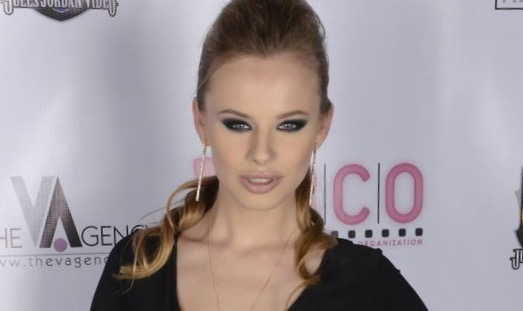 JILLIAN JANSON Featured On The Cover of Horror Magazine – Girls and Corpses