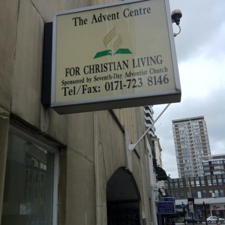 Seventh-day Adventist Church in London holding conference to 'cure' homosexuality