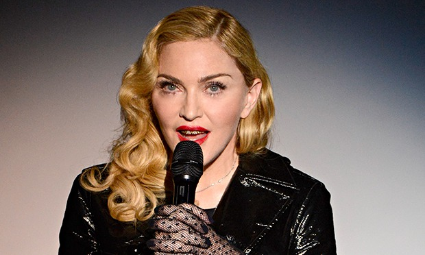 Madonna wages war on Instagram with nude picture