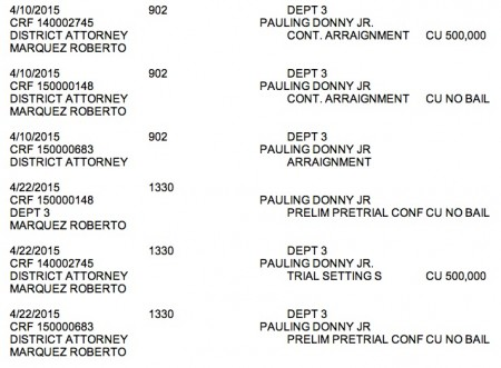 Pauling update 2015-04-10 Third Sex Crime Case Filed Against Donny Pauling