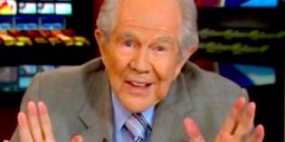 Pat Robertson: Gays Will Make American Christians Like 'Aberrant ' Anal Sex, Polyamory, Bestiality