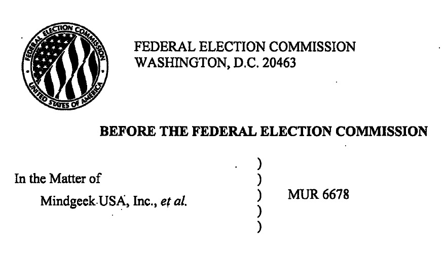 FEC Tosses AHF's Complaint Over Measure B Campaign Funding
