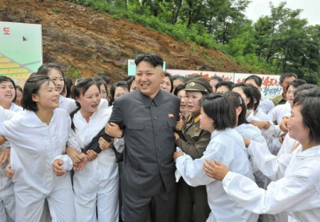 Kim Jong-Un orders the creation of a new 'pleasure troupe' of young women