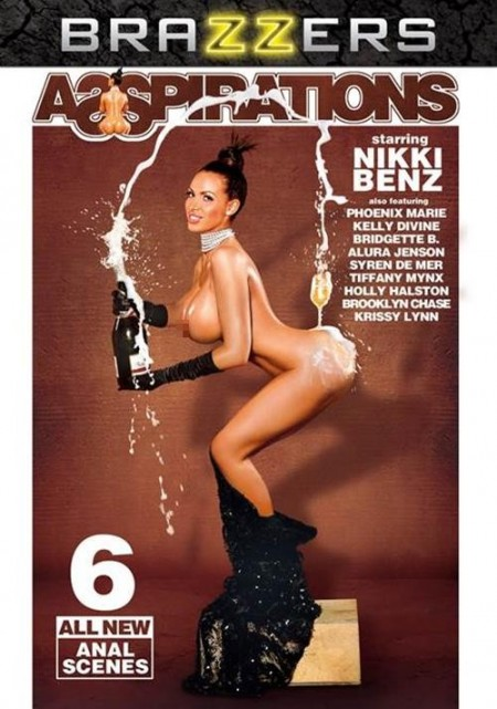 Brazzers.com Releases 'Asspirations' starring Nikki Benz
