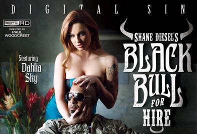 Digital Sin Release Shane Diesel's 'Black Bull For Hire'