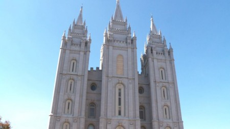 The high court is expected to hear same-sex marriage arguments starting later this month after the issue has gained momentum in the past year, as several states have legalised it. Utah – home of the Mormon Church – is among those.