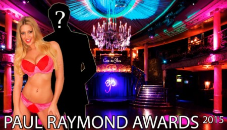 Lexi Lowe will host the 2015 Paul Raymond Awards at the iconic ballroom of Cafe de Paris in London.