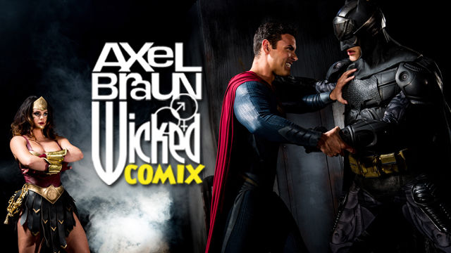 Wicked Comix Releases 'Batman v Superman XXX: An Axel Braun Parody' SFW Trailer