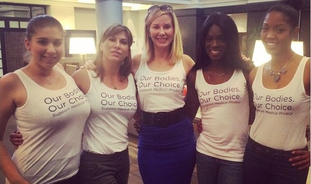 Our Bodies Our Choice: Adult Performers Speak Out at Cal/OSHA Hearing in San Diego (PHOTOS)