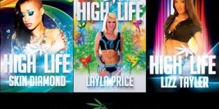 The Strange World Of Porn Star-Branded Designer Marijuana Strains (The Adult Film Minute)