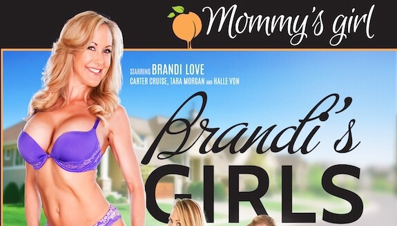 GameLink Exclusively Premieres 'Brandi's Girls' from Mommy's Girl, a Girlsway Original Series