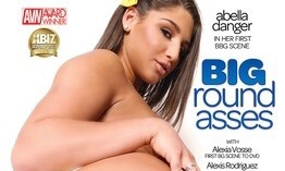 Airerose Ent. Streets 'Big Round Asses' w/ Abella Danger, Mick Blue, Rahyndee James