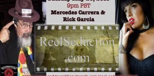 Mercedes Carrera Guesting On Reel Seduction Tonight