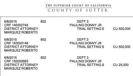 Pauling update 2015-05-29 - Anti-Porner Donny Pauling Said To Have Tried To Coerce His Alleged Victim Into Not Testifying