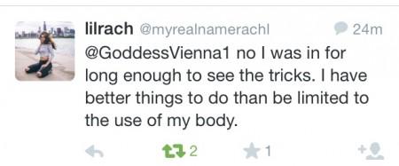 Rachel tweet 3