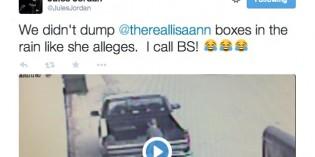 Jules Jordan Posts Security Camera Video To Rebut Latest Lisa Ann Claims