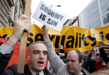 How sextarianism is drawing new battle lines in Northern Ireland