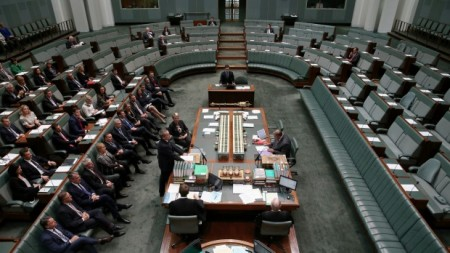 Australia: Bill Shorten's same-sex marriage bill introduced to half-full Parliament chamber