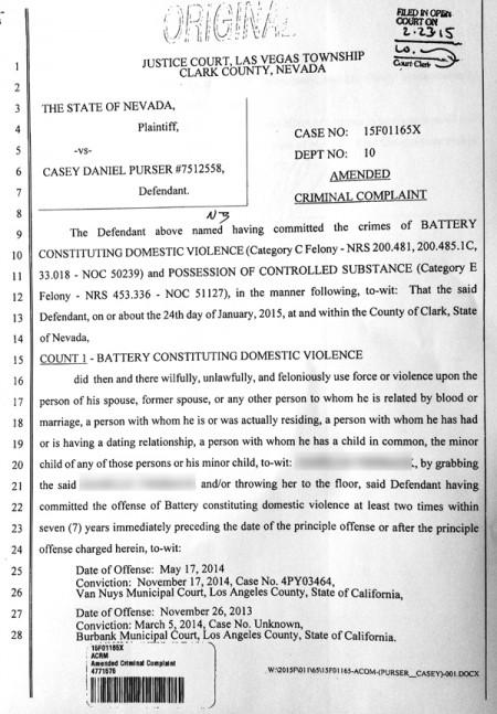 Amended Crim Complaint 1