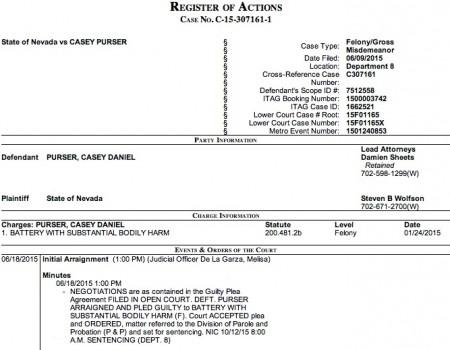 Clover court update