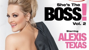 Elegant Angel Signs Alexis Texas to Long-Term Exclusive Directing Contract
