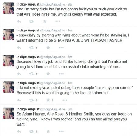 Indigo Augustine